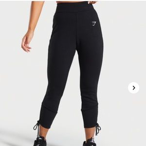 Gymshark Ruched Slim Fit Joggers **NWT**